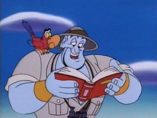 Aladdin quand genie rencontre eden. La datation.