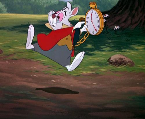 Alice au pays des merveilles walt disney - Lapin d alice au pays des merveilles ...