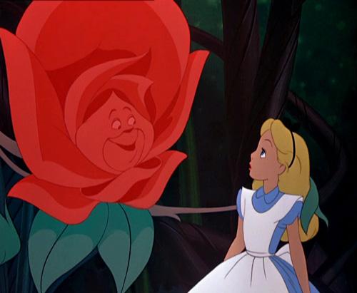Alice Au Pays Des Merveilles Walt Disney