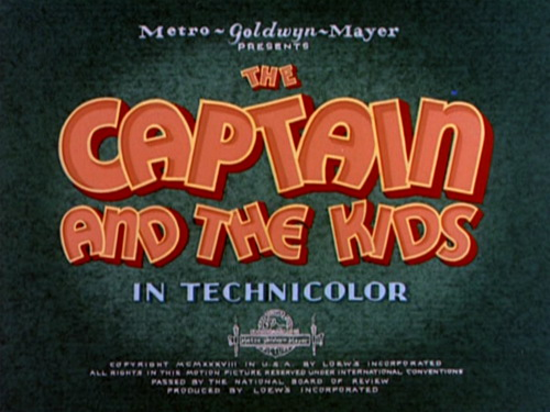 captain and the kids  the