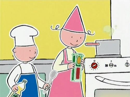 Cuisine est un jeu d 39 enfants la - La cuisine est un jeu d enfant ...