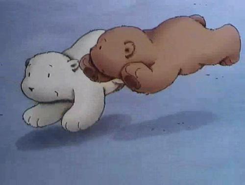 Plume le petit ours polaire - Plume le petit ours polaire ...