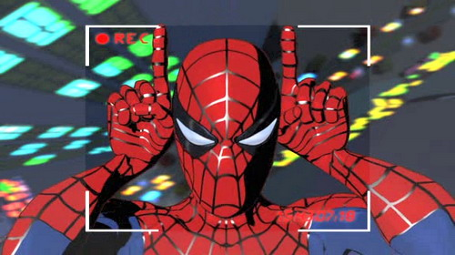 Spider man les nouvelles aventures 2003 - Dessin anime spider man ...