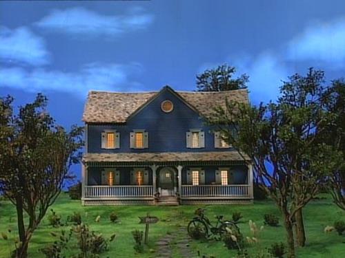 Tib re et la maison bleue - La maison bleue chanson ...