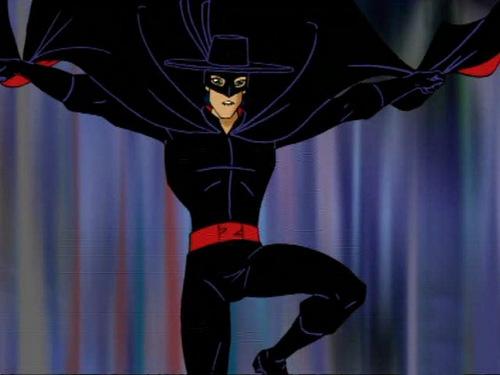 Zorro Generaci  n Z - ...